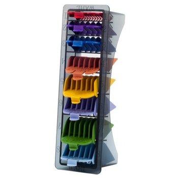 Wahl Opzetkammen plastic 1 t/m 8