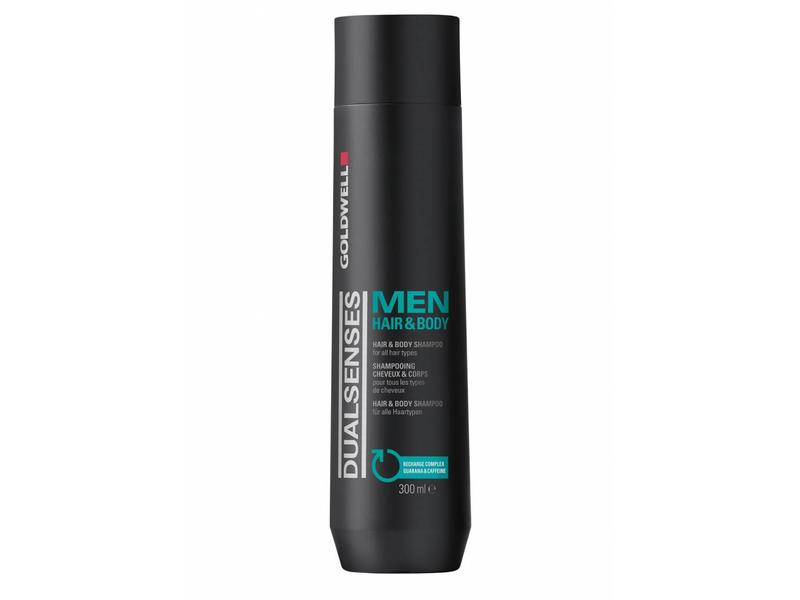 Goldwell For Men Hair & Body Shampoo