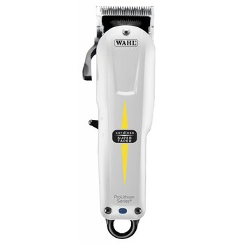 Wahl Super Taper Cordless ProLithium Classic White Tondeuse