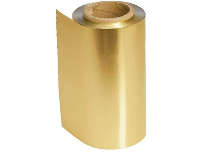 Sibel Aluminium Folie Gekleurd 12Cmx100M 15MU