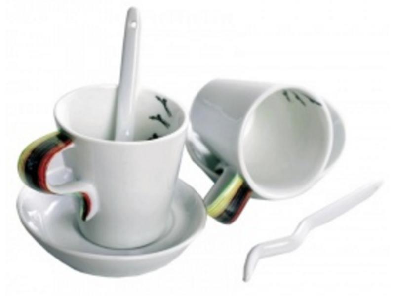 Trend Design Kopjes Cafe Design Set