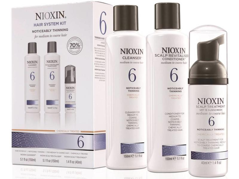 Nioxin System 6 Trial Kit