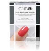 CND Foil Remover Wraps