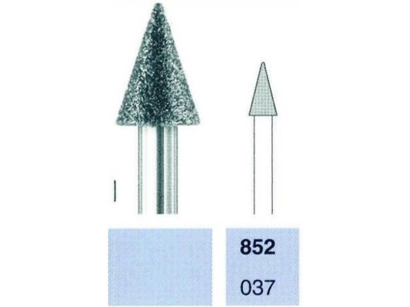 Busch Frees 852-037 Diamant Medium / 3 Hoek 85.000