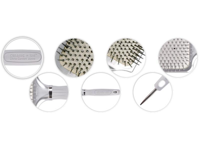 Olivia Garden Ceramic + Ion XL Pro Small