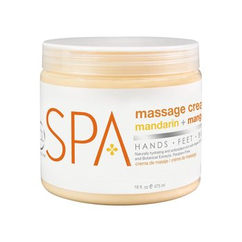 BCL SPA Mandarin and Mango Massage Cream