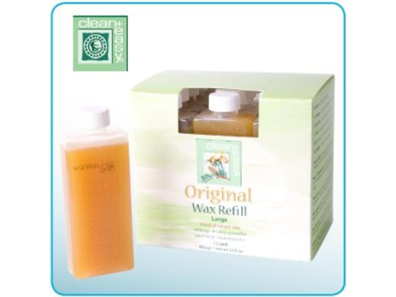 Clean And Easy Original Natural Blend Wax Refills