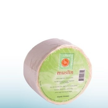 Clean And Easy Muslin Katoenen Striprol 43m