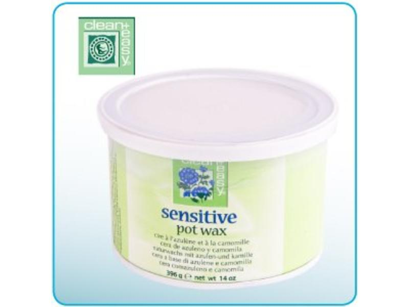 Clean And Easy Sensitive Azulene & Chamomille wax