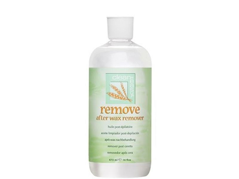 Clean And Easy Remove After Waxing
