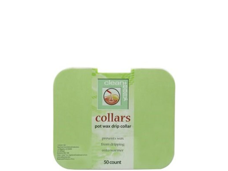 Clean And Easy Drip Collars 50st