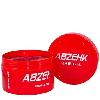 Abzehk Hair Styling Gel Red Strong Wet Look