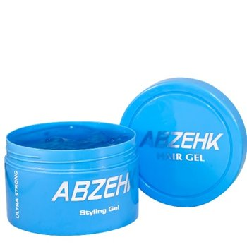 Abzehk Hair Styling Gel Blue Ultra Strong