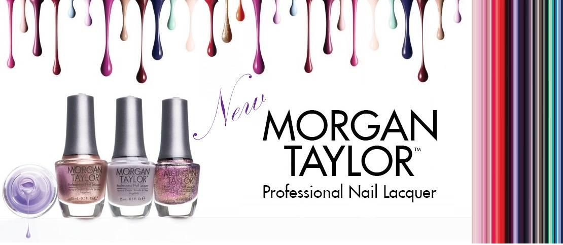 Morgan Taylor, dé nieuwe standaard in nagellak.