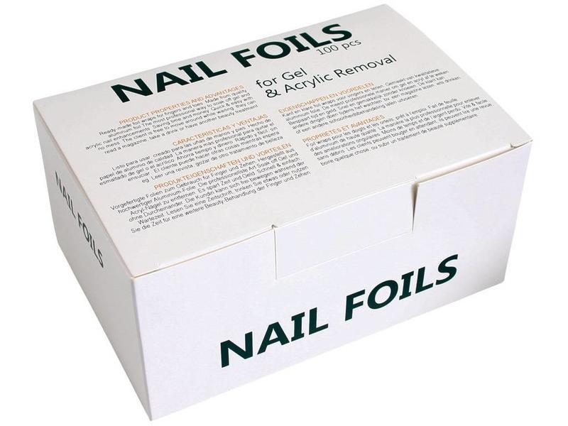 No Label Nagel Folies 100St