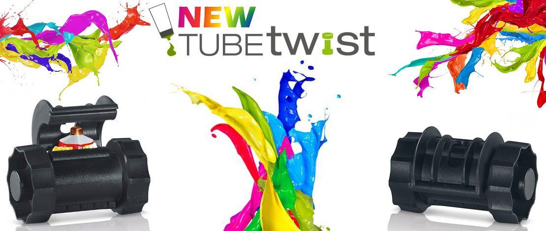 TubeTwist, haal het maximale uit elke tube!
