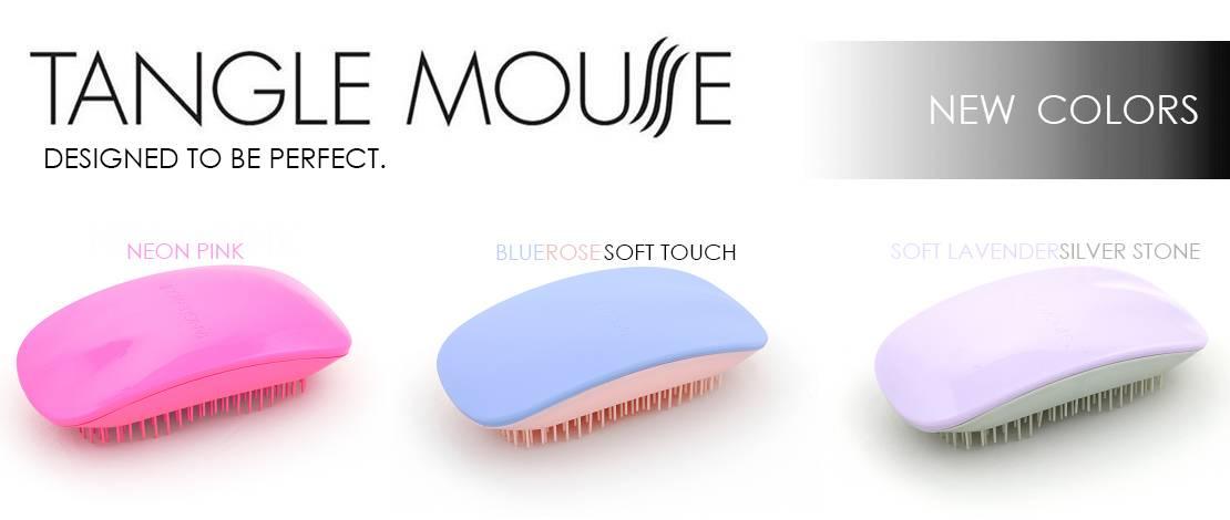 HOT: Dé nieuwe trendy kleuren van Tangle Mouse!