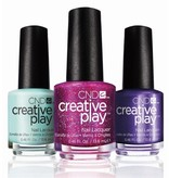 CND CREATIVE PLAY™ Nagellak [Bestel 3 & Ontvang 1 Kleur GRATIS]