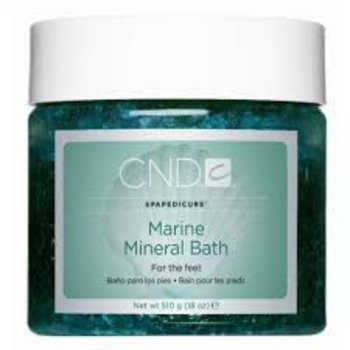 CND Marine Mineral Bath Spapedicure
