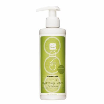 CND Citrus Hydrating Lotion Spamanicure