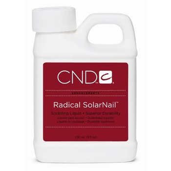 CND Radical SolarNail Sculpting Liquid