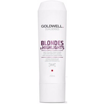 Goldwell DualSenses Blondes & HighLights Anti-Yellow Conditioner