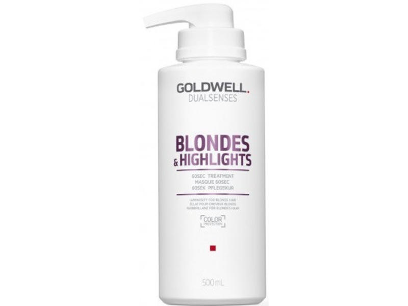 Goldwell DualSenses Blondes & HighLights 60Sec Treatment
