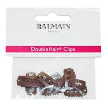 Balmain DooubleHair Clips 10stk