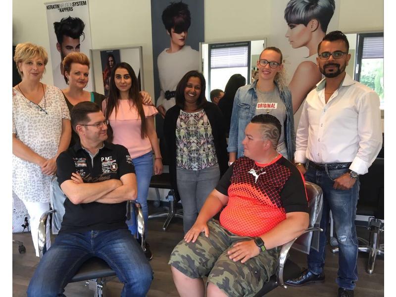 Kappershandel Cursus Tribal & Barber Scheren (18 sep 2017)