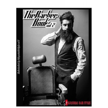 Peluquerias The Barber Book Vol, 2 Modellenboek