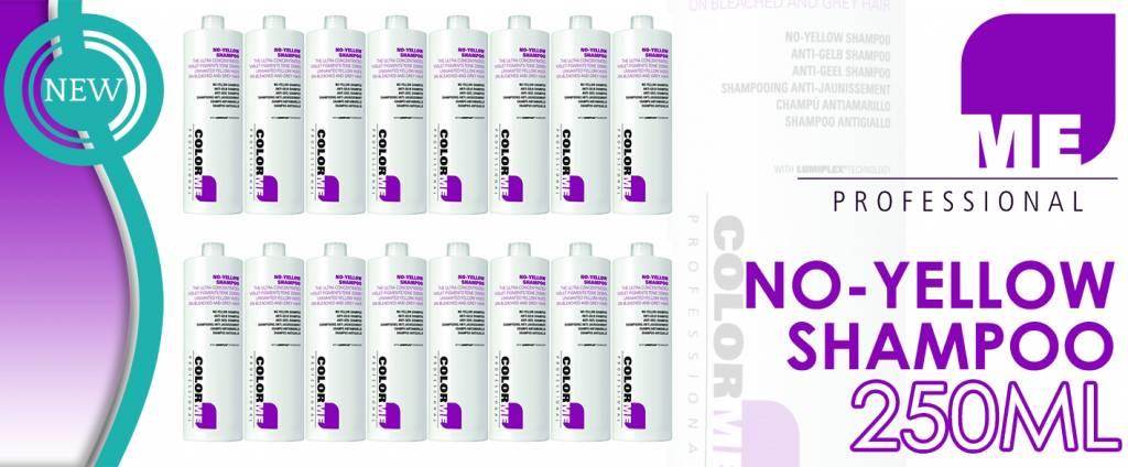 MeProfessional No-Yellow Shampoo Nu Ook Verkrijgbaar In 250ML!