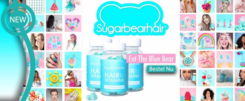 Sugarhearbair Hair Vitamins - Vegetarische Haar Vitamine bij Kappershandel!