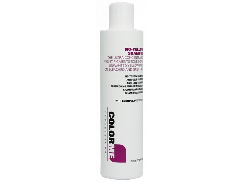 ME Professional ColorME No-Yellow Shampoo 250ML