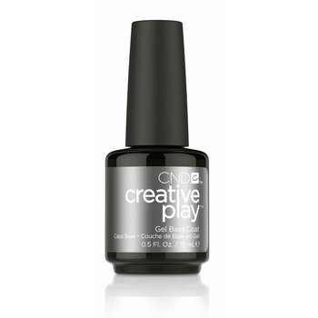 CND CREATIVE PLAY™ Gel Polish Base Coat