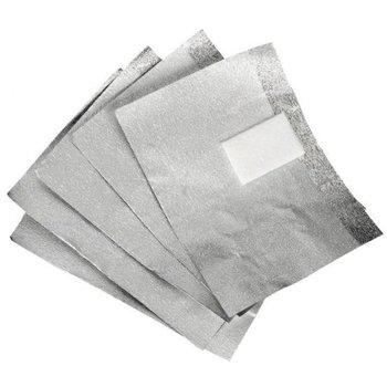 Kappershandel Aluminium Nail Soak-Off Foils 100Stk
