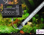 Sets voor aquaria van 200 of 225 cm