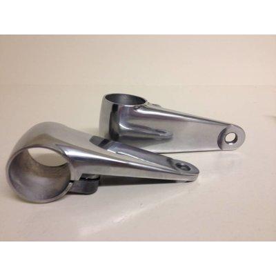Aluminium Headlight Brackets 41/35/39mm