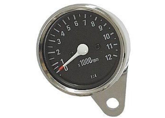 1: 4 Mechanical (cable) Driven Tachometer