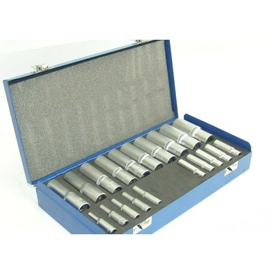Socket Set - Extra Strong 20 Parts