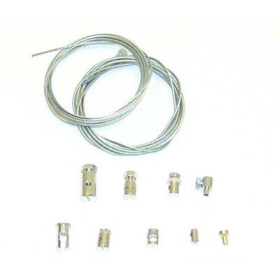 Supertec Throttle Cable Repair Set