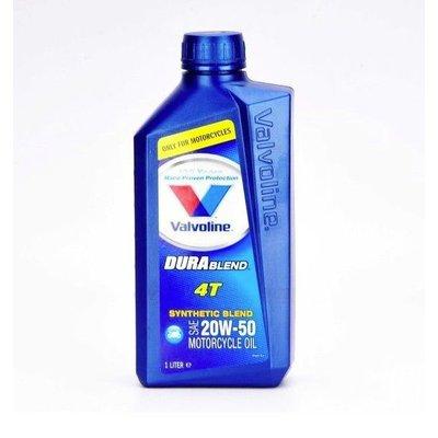 Valvoline DuraBlend 20W-50 1 Ltr With Spout