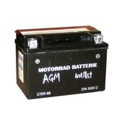 Battery intAct CTX9-BS Maintenance Free, incl. acid-package.
