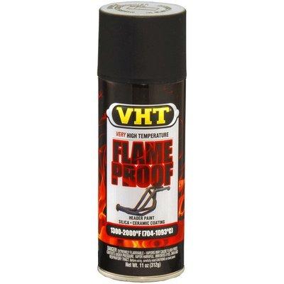 VHT Flameproof Flat Black