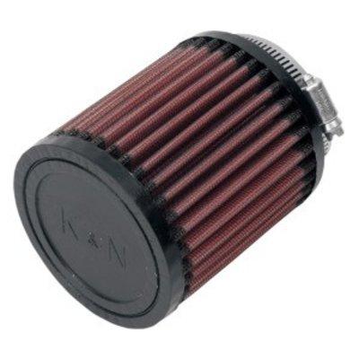 K&N 60MM x 102MM Straight Round Filter