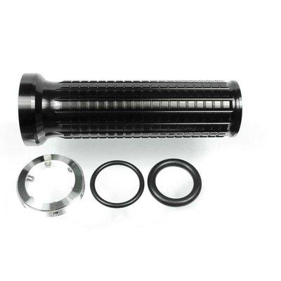 Motogadget M-Grip Aluminum Black (Set of 2)