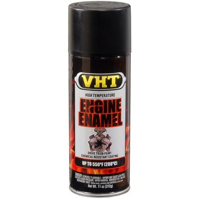 VHT Engine Paint Flat Black