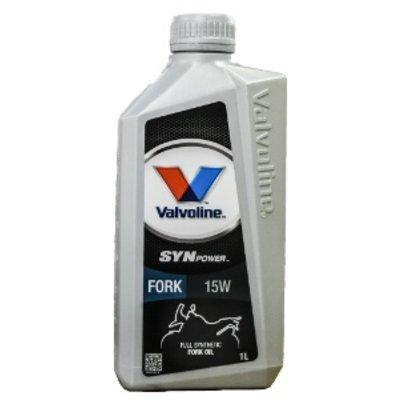 Valvoline Fork Oil Synpower 15W 1 Litre