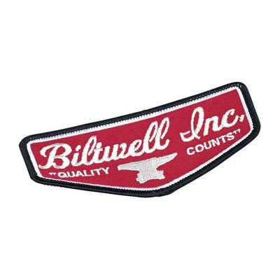 Biltwell Patch Rood