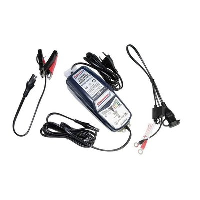 Tecmate 4 Dual Battery Charger Maintainer