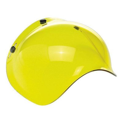 Biltwell Yellow Bubble Visor